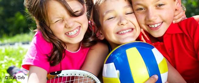 الأطفال والرياضة: اختيارات تناسب جميع الأعمار