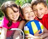 الأطفال والرياضة