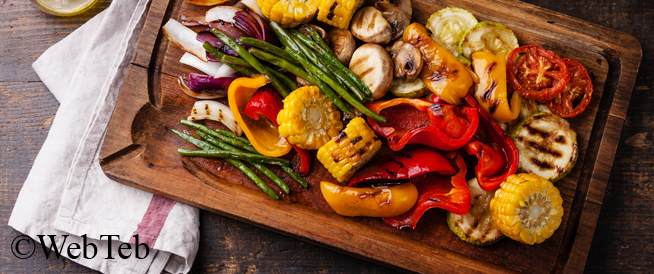 الوجبات الخالية من اللحم: فوائد تناول لحم أقل