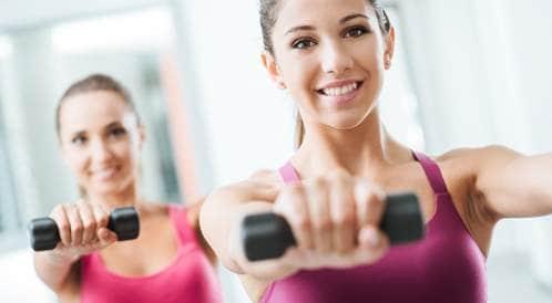 برنامج اللياقة البدنية