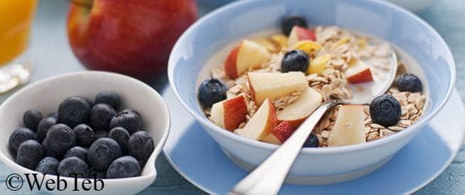 إفطار صحي: خيارات سريعة ومرنة