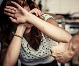 العنف المنزلي ضد النساء