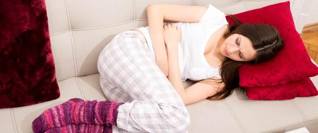 علاج مغص البطن بطرق بسيطة ووصفات منزلية