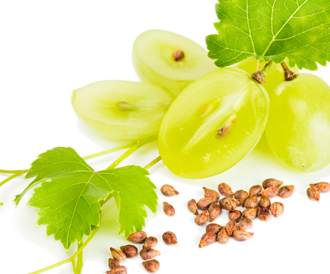 فوائد بذور العنب