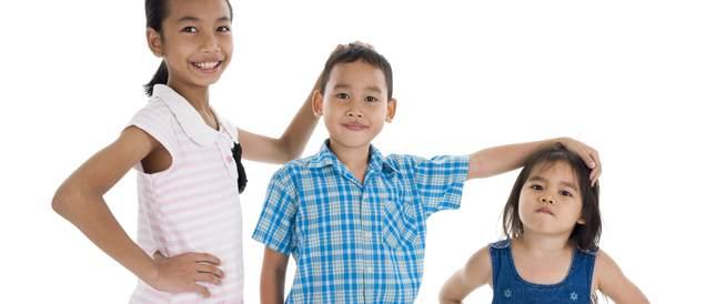 تمارين زيادة الطول للأطفال والكبار