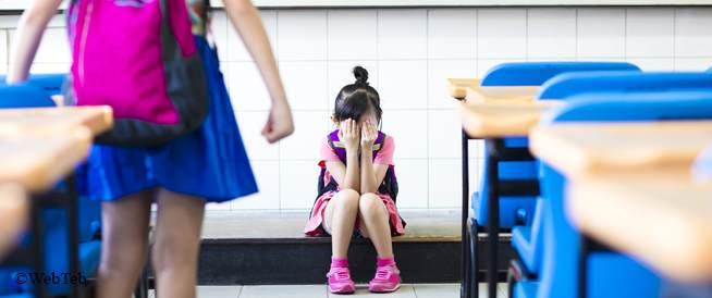 ساعد طفلك على التعامل مع التنمر
