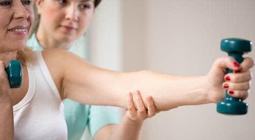 ممارسة الرياضة مع الإصابة بهشاشة العظام