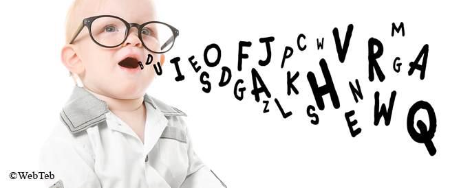 تطور اللغة: مراحل حديث الطفل