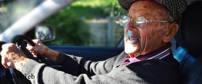 السائقون من كبار السن: 7 نصائح للسلامة أثناء القيادة