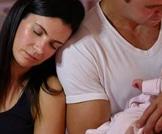 الحصول على النوم الكافي للآباء الجدد!