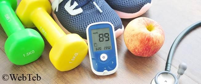 التحكم في داء السكري: كيفية تأثير نمط الحياة والأعمال الاعتيادية اليومية على سكر الدم
