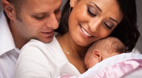 هل طفلي حديث الولادة طبيعي؟
