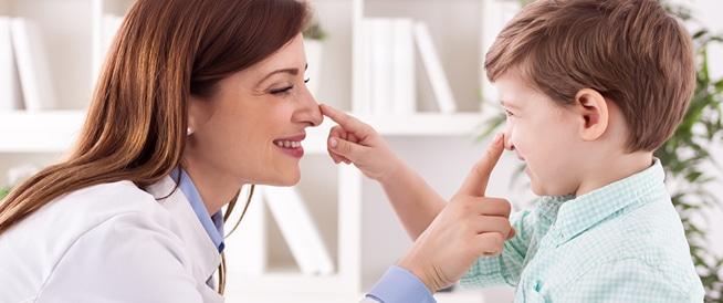 الحساسية عند الاطفال