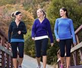 المشي لتعزيز الصحة