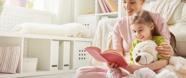أهمية قصص قبل النوم للأطفال