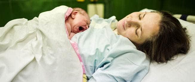 هل أنت مؤهلة للولادة الطبيعية بعد القيصرية