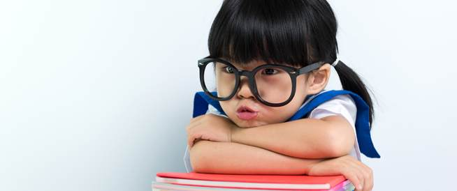 مشاكل النظر عند الأطفال بين 2 -3 سنوات