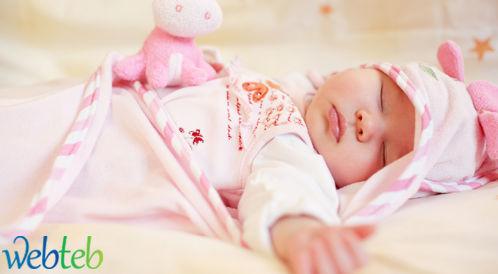 لنجعل نوم الأطفال الرضع هنيئاً أكثر!