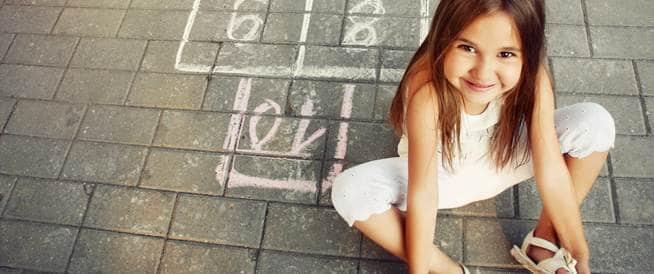 تربية الاطفال: اللعب في الخارج