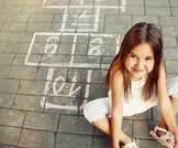 تربية الاطفال واللعب بالخارج