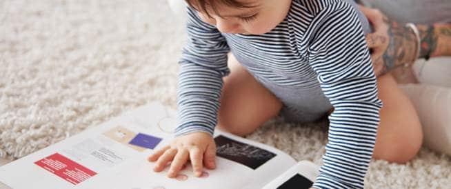 حب الطفل للقراءة: هكذا تغرسه