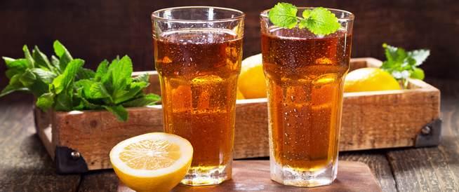 الشاي المثلج: فوائد وأضرار