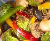 تغذية النباتيين في رمضان