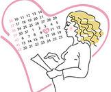 جدول الحمل - كل الفحوصات, كل الخطوات