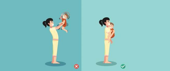 متلازمة هز الرضيع: معلومات صادمة