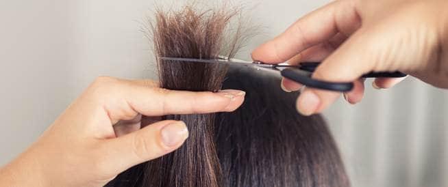 تقصف الشعر: أسباب وعلاجات