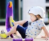 الحوادث الشائعة عند الاطفال