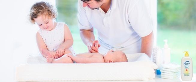 7 مشاكل بشرة شائعة لدى الأطفال