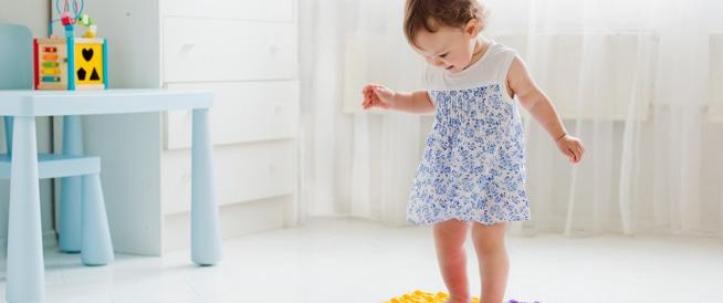 معلومات هامة عن الفلات فوت عند الأطفال