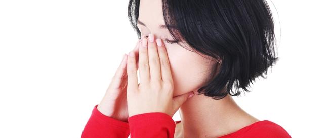 علاج التهاب الجيوب الأنفية منزلياً وبطرق طبيعية