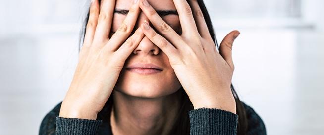 6 آثار للتوتر على صحتك