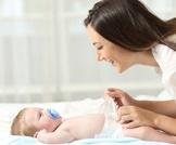 مؤشر لون البراز للطفل الرضيع