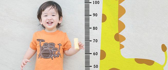 طفرات النمو لدى الطفل: ما هي ومتى تحدث؟