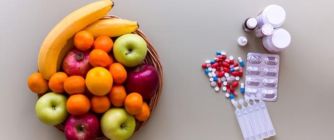 الطعام المناسب خلال فترة تناول المضادات الحيوية