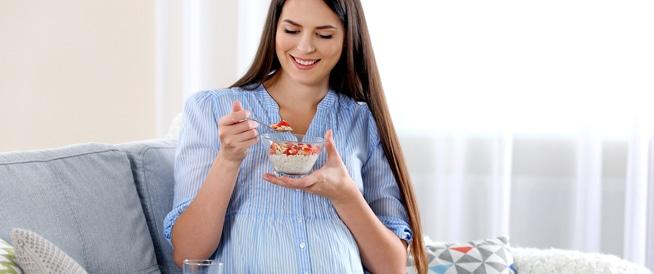 10 أغذية ممنوعة خلال الحمل