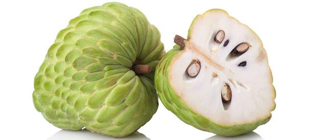 فوائد فاكهة القشطة المذهلة!