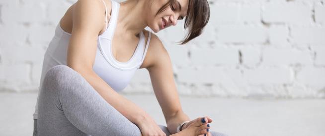 5 مشاكل شائعة تصيب القدمين