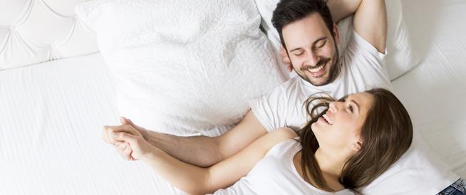مراحل النشوة الجنسية لدى الرجل والمرأة