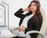 انخفاض ضغط دم الحامل