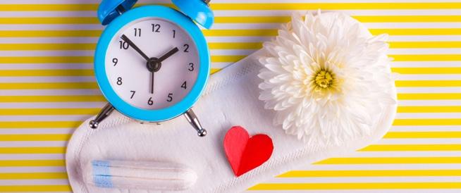 تغييرات في دم الدورة الشهرية ودلالاتها الصحية
