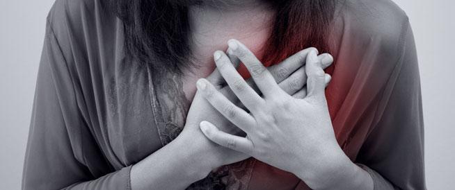 8 أسباب لألم حلمة الثدي
