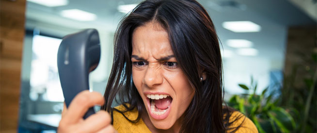 7 أضرار للغضب على الصحة