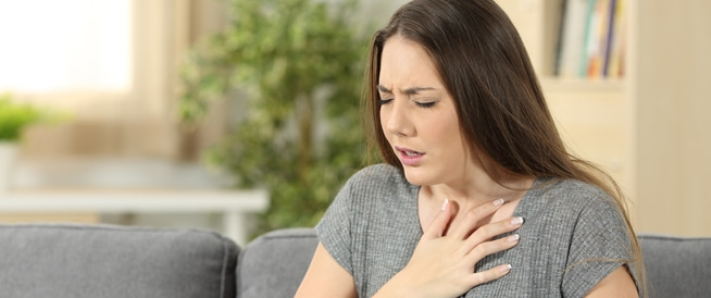 العلاجات المنزلية الفعالة لصفير الصدر