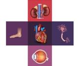 مضاعفات السكري نمط2 على الجسم