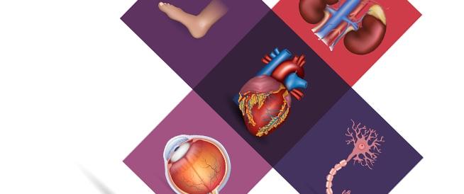 تأثير السكري من النمط الثاني على الجسم