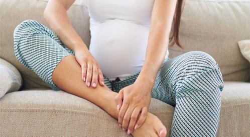 التنميل خلال الحمل